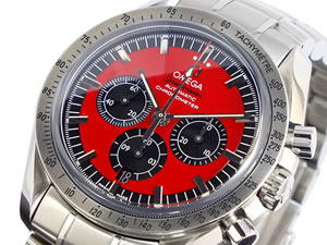 オメガ OMEGA 腕時計 スピードマスター シューマッハ レジェンド 自動巻き 3506-61【送料無料】