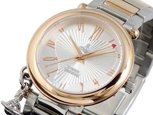 ヴィヴィアン ウエストウッド VIVIENNE WESTWOOD 腕時計 VV006RSSL【送料無料】