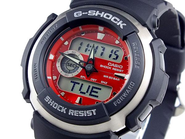 数量は多 カシオ Gショック CASIO 腕時計 時計 G-300-4AJF【送料無料】, IBIZASTORE イビザストア 4a9cbf94