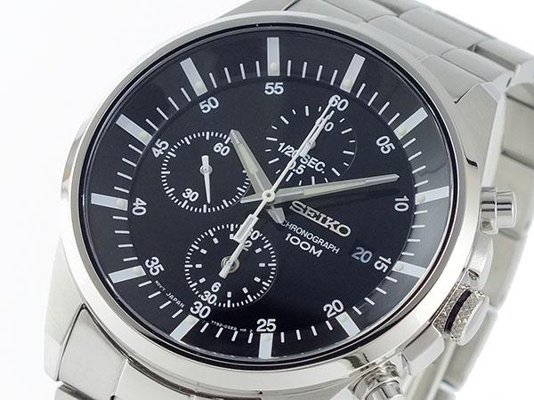 セイコー SEIKO 腕時計 1/20秒クロノグラフ SNDC81P1【送料無料】【ラッピング無料】