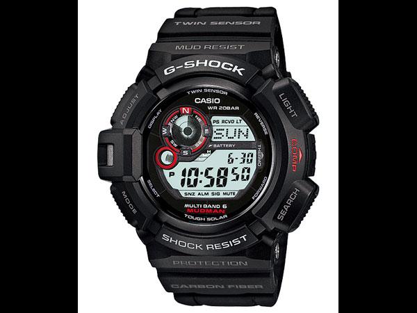 カシオ CASIO Gショック G-SHOCK マッドマン MUDMAN 腕時計 GW-9300-1JF【送料無料】