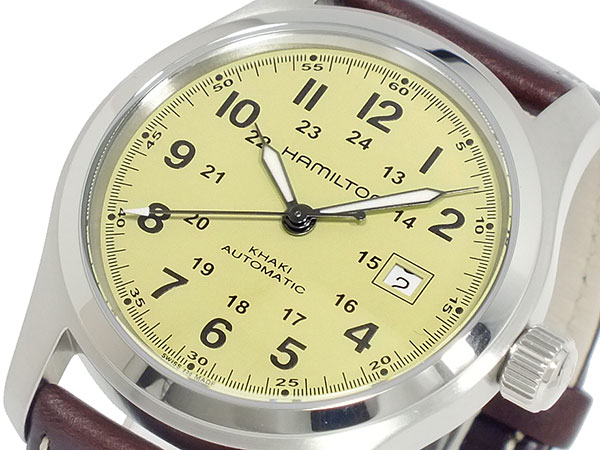 ハミルトン HAMILTON カーキ フィールド 腕時計 H70555523【送料無料】