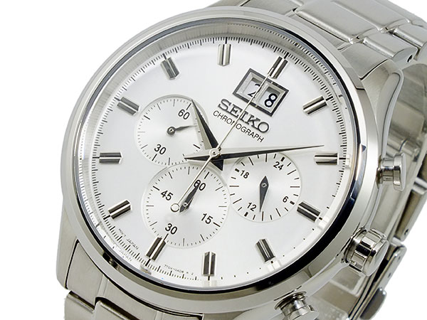 セイコー SEIKO クロノグラフ 腕時計 SPC079P1【ラッピング無料】【送料無料】