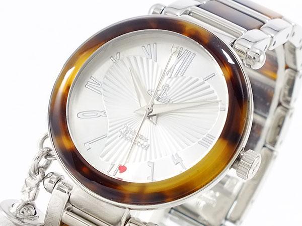 ヴィヴィアンウエストウッド VIVIENNE WESTWOOD 腕時計 VV006slbr【送料無料】