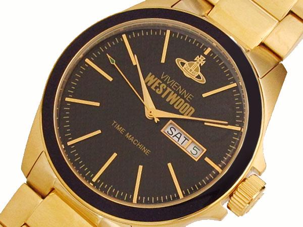 ヴィヴィアン ウエストウッド VIVIENNE WESTWOOD 腕時計 メンズ VV063GD【送料無料】