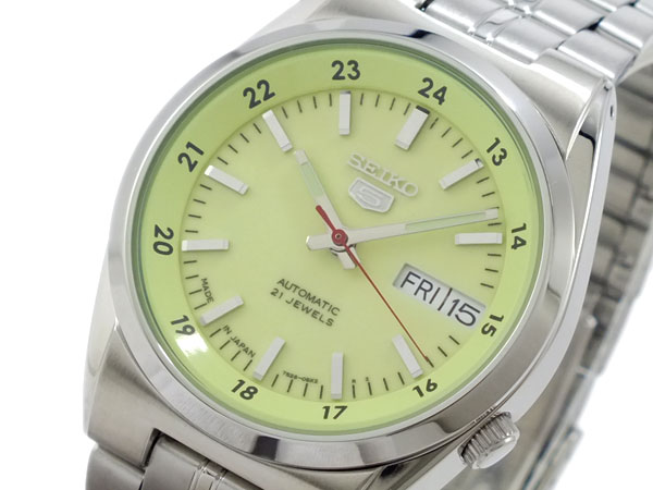 セイコー SEIKO ファイブ 5 自動巻き 腕時計 時計 SNK573J1【送料無料】