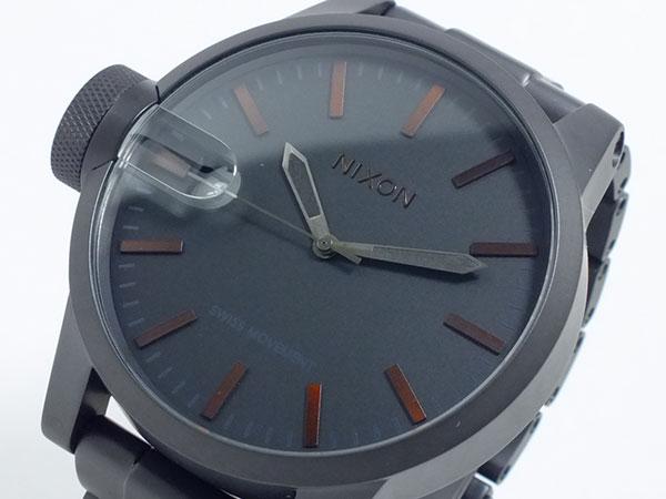 ニクソン NIXON クロニクルSS CHRONICLE SS 腕時計 A198-1061【送料無料】