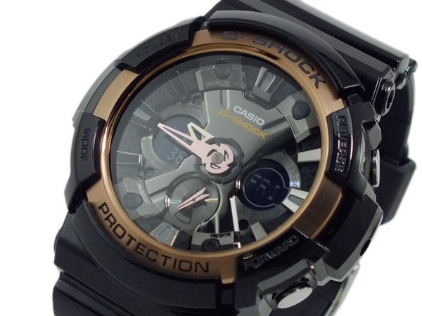 カシオ CASIO Gショック G-SHOCK アナデジ 腕時計 GA200RG-1A【送料無料】