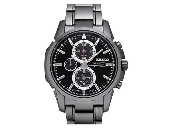 セイコー SEIKO 海外モデル ソーラー クロノグラフ 腕時計 SSC095P1【送料無料】