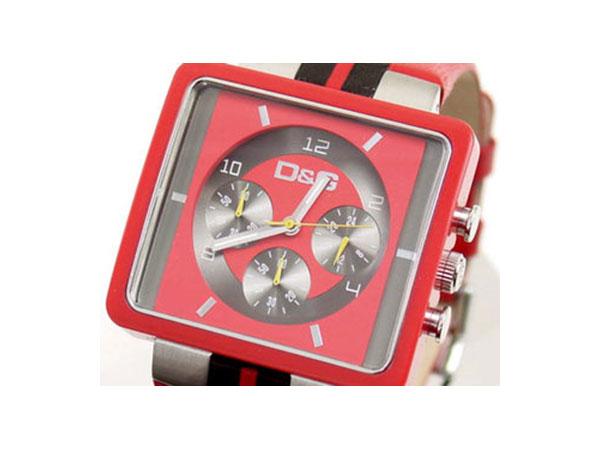 ドルチェ&ガッバーナ D&G タイム TIME CREAM クロノグラフ腕時計 DW0064 【送料無料】:リコメン堂ファッション館