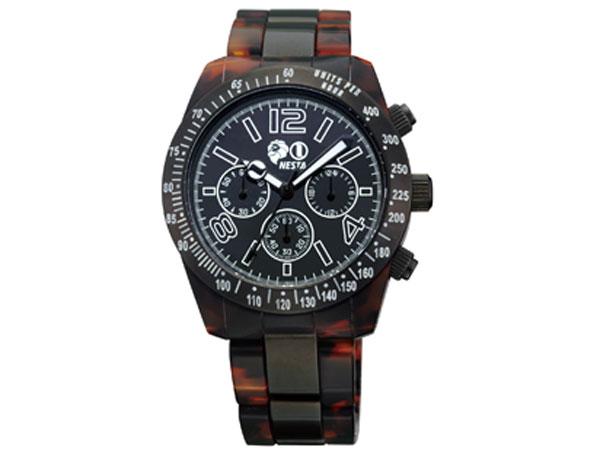 ネスタブランド NESTA BRAND 腕時計 SMA42BK【送料無料】