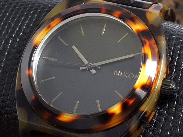 ニクソン NIXON TIME TELLER ACETATE 腕時計 A327-646【ラッピング無料】【送料無料】