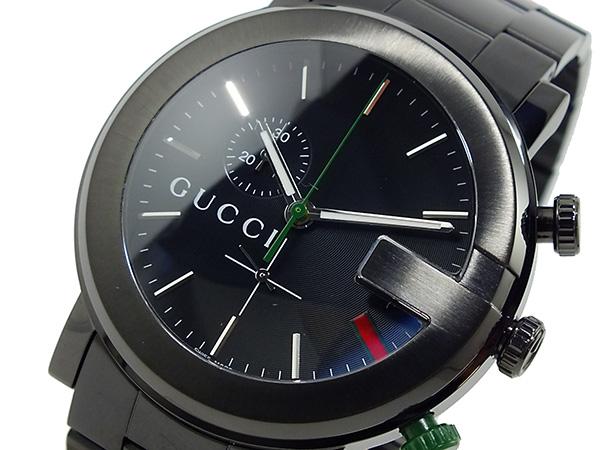 グッチ GUCCI G-クロノ メンズ 腕時計 YA101331【送料無料】