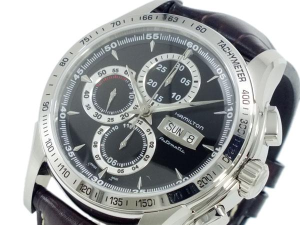 ハミルトン HAMILTON ジャズマスターロード クロノグラフ 自動巻き 腕時計 H32816531【送料無料】