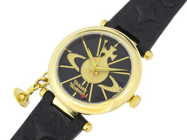 ヴィヴィアン ウエストウッド VIVIENNE WESTWOOD 腕時計 VV006BKGD【送料無料】