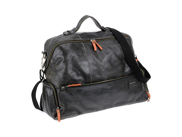ディーゼル DIESEL ショルダーバッグ X01765-PS994-T8013 ブラック【送料無料】