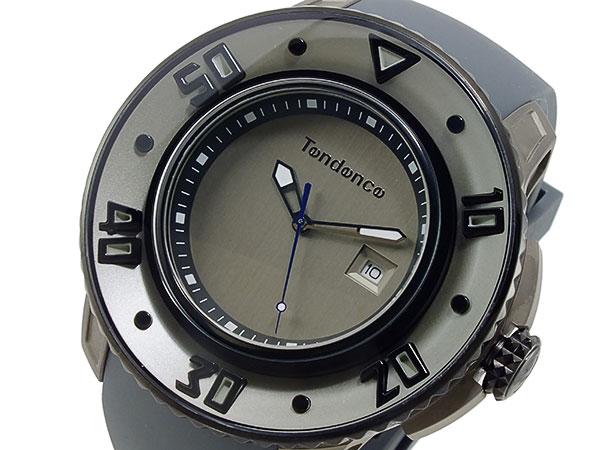 テンデンス TENDENCE クオーツ ユニセックス 腕時計 02103001【送料無料】