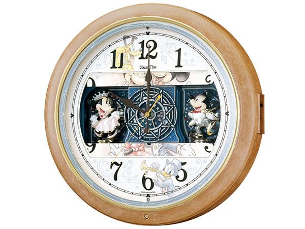 セイコー SEIKO キャラクタークロック からくり時計 電波時計 掛け時計 FW561A【送料無料】