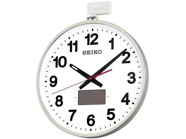セイコー SEIKO 屋外・防雨用 電波時計 掛け時計 SF211S【送料無料】