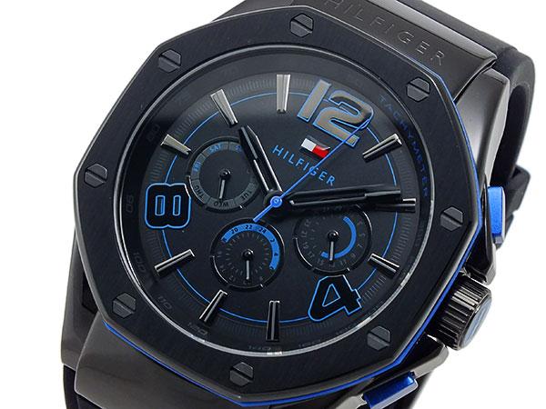 トミー ヒルフィガー TOMMY HILFIGER クオーツ メンズ 腕時計 1790912 送料無料bfgmIY6y7v