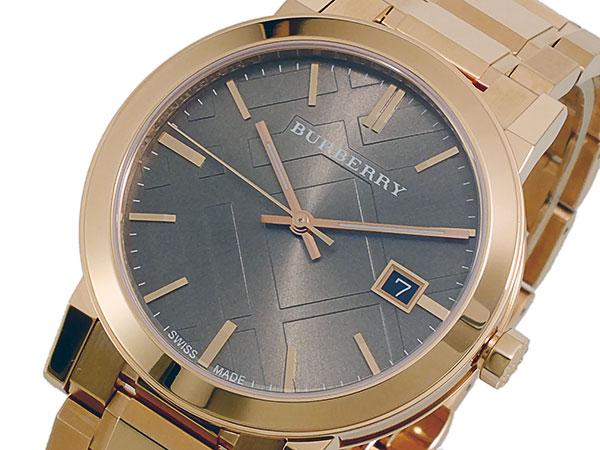 バーバリー BURBERRY シティ クオーツ メンズ 腕時計 BU9005【送料無料】