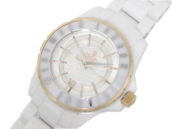 ヴィヴィアン ウエストウッド VIVIENNE WESTWOOD セラミック 腕時計 VV088RSWH【送料無料】