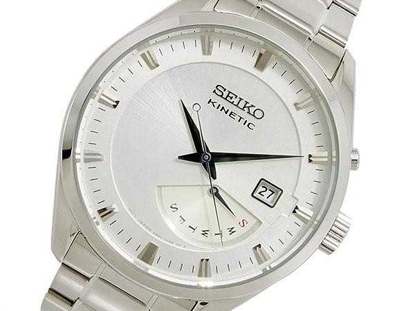 セイコー SEIKO KINETIC クォーツ メンズ 腕時計 SRN043P1【送料無料】