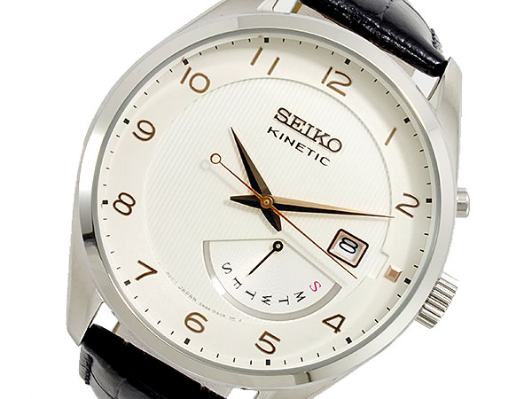 セイコー SEIKO KINETIC クォーツ メンズ 腕時計 SRN049P1【送料無料】