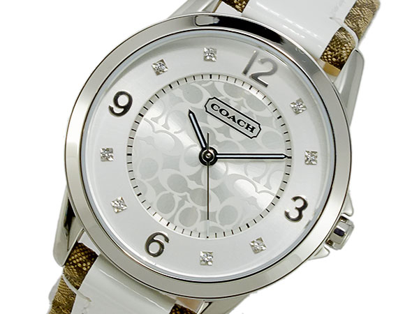 コーチ COACH クラシック シグネチャー レディース 腕時計 14501619【送料無料】