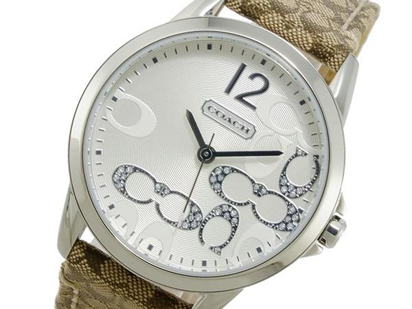 コーチ COACH クオーツ レディース 腕時計 14501620【送料無料】