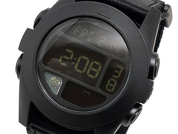 【お1人様1点限り】 ニクソン NIXON バジャ BAJA デジタル メンズ 腕時計 A489-001【送料無料】, 竹布の店 ベコ d5489e74