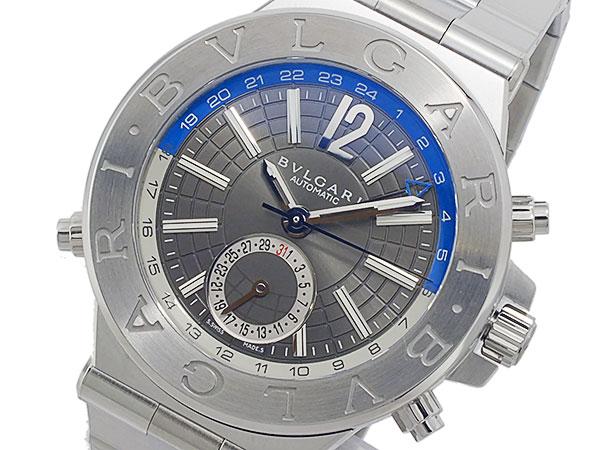 ブルガリ BVLGARI 自動巻 メンズ 腕時計 DG40C14SSDGMT【送料無料】