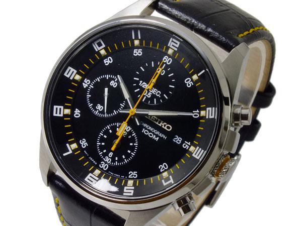 セイコー SEIKO クオーツ メンズ クロノ 腕時計 SNDC89P2【送料無料】