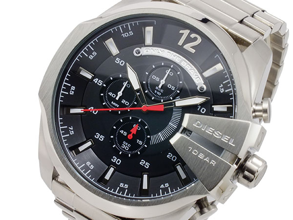 ディーゼル DIESEL クオーツ メンズ クロノ 腕時計 DZ4308【送料無料】