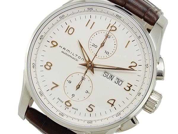 ハミルトン HAMILTON ジャズマスター マエストロ クロノグラフ 自動巻き 腕時計 メンズ H32766513【送料無料】