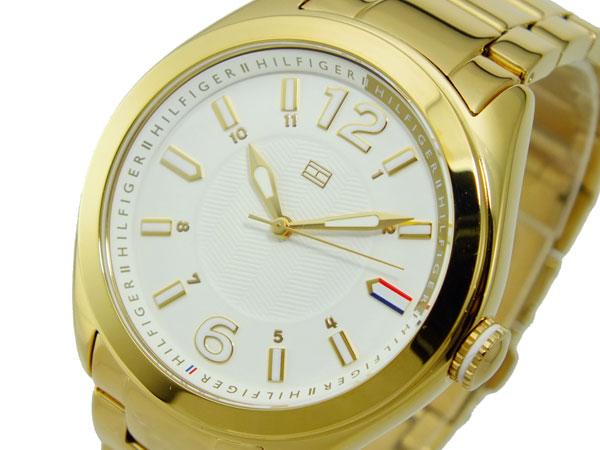 トミー ヒルフィガー TOMMY HILFIGER クオーツ メンズ 腕時計 1781370【送料無料】