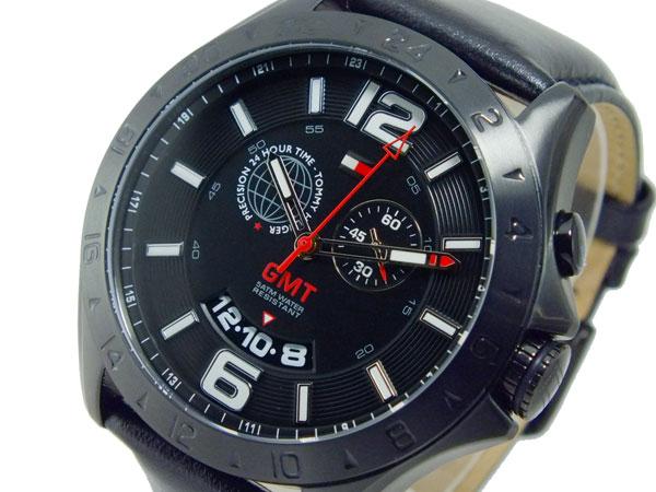 トミー ヒルフィガー TOMMY HILFIGER クオーツ メンズ 腕時計 1790972【送料無料】