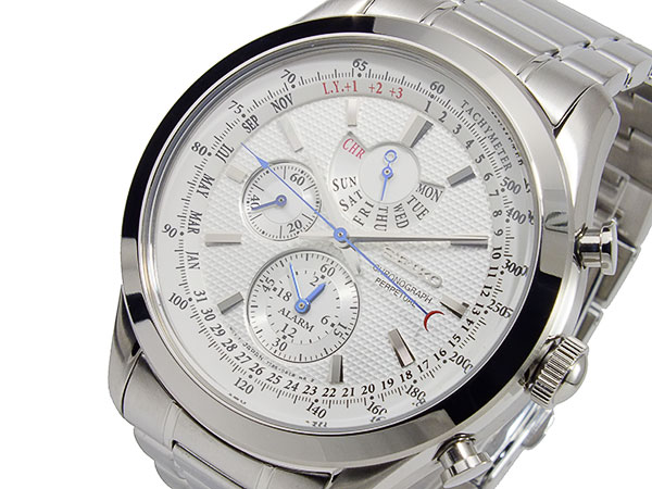 セイコー SEIKO クオーツ メンズ クロノ 腕時計 SPC123P1【送料無料】