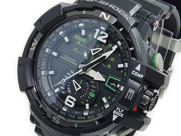 カシオ CASIO Gショック スカイコックピット メンズ 腕時計 GW-A1100-1A3【送料無料】
