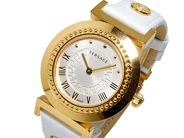 ヴェルサーチ VERSACE ヴァニティ VANITY クォーツ レディース 腕時計 P5Q80D001S001【送料無料】