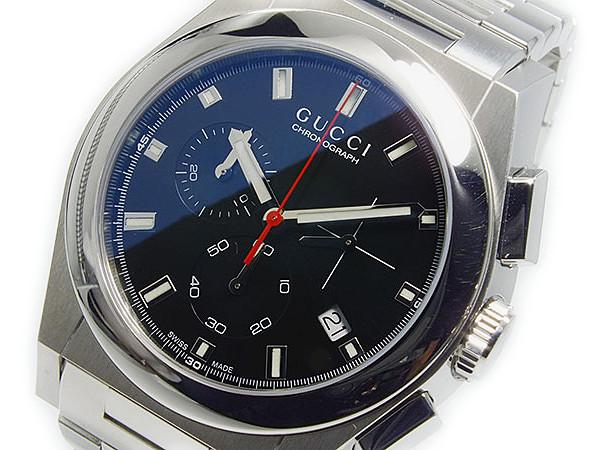 グッチ GUCCI パンテオン PANTHEON クォーツ メンズ腕時計 YA115235【送料無料】