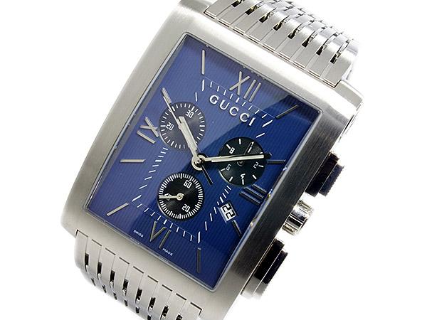 グッチ GUCCI Gメトロ クォーツ メンズ 腕時計 YA086318【送料無料】