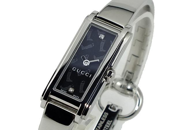 グッチ GUCCI 2Pダイヤモンド ブーツ柄 腕時計 レディース YA109505【送料無料】