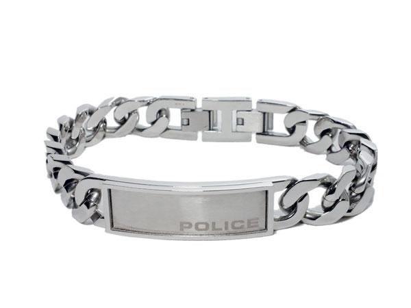 ポリス POLICE ブレスレット 25485BSS01