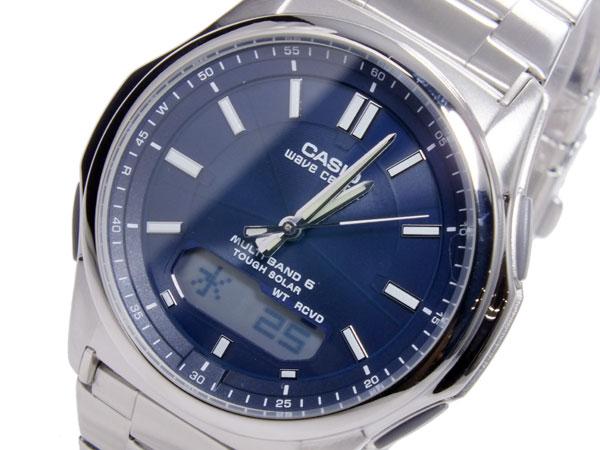 カシオ CASIO ウェーブセプター WAVE CEPTOR ソーラー メンズ 腕時計 WVA-M630D-2AJF【送料無料】