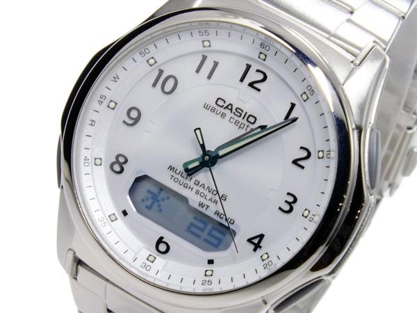 カシオ CASIO ウェーブセプター WAVE CEPTOR ソーラー メンズ 腕時計 WVA-M630D-7AJF【送料無料】