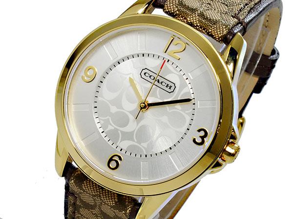 コーチ COACH クオーツ レディース 腕時計 14501613【送料無料】