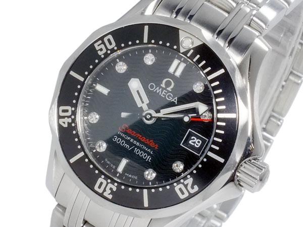 オメガ OMEGA シーマスター 300M プロダイバーズ クオーツ レディース 腕時計 21230286151001【送料無料】