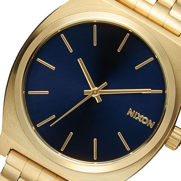 ニクソン NIXON TIME TELLER クオーツ メンズ 腕時計 時計 A045-1931 コバルトブルー