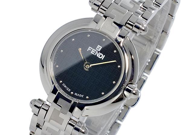 フェンディ FENDI ズッカ Zucca クォーツ レディース 腕時計 F75210【】:リコメン堂ファッション館